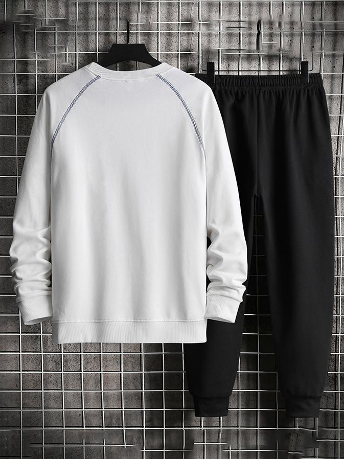 Autumn Fashion Simple Trendy Long Sleeve Activewear
