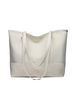 Vogue High Capacity Simple Versatile Women Tote Bags