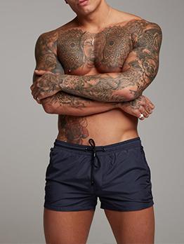 Fitness Running Short Pants Men Casual Comfy Wear