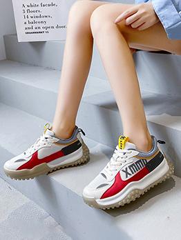 Summer Gauze Breathable Casual Sneaker Women