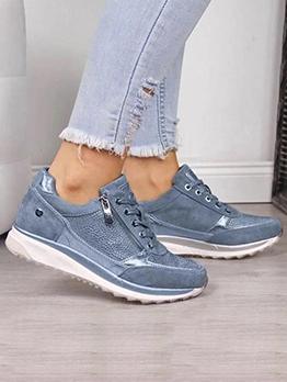 New Zipper Patch Sneaker News Women