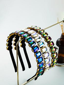 Baroque Style Rhinestone Vintage Hair Hoop