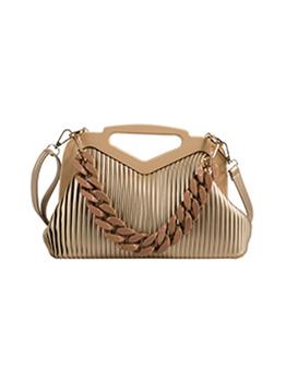 Chic Fashion Ruched Shoulder Bag For Ladies