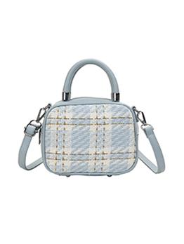 Cute Fashion Plaid Versatile Shoulder Bag For Women