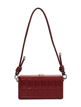 Simple Design Solid One Shoulder Bag For Women