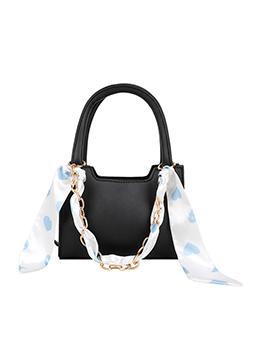 Fashion Chain Scarf Shoulder Handbag For Women
