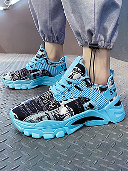Spring Casual Sport Comfy Wear Sneaker For Unisex