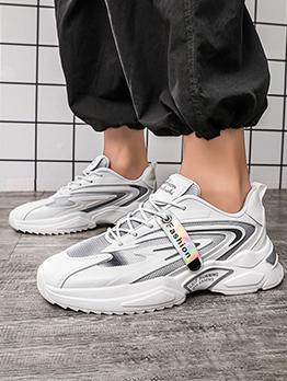 Trendy Men Casual Sport Increased Sneakers
