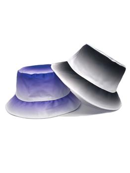 Modern Gradient Color Summer Outdoors Fisherman Hat