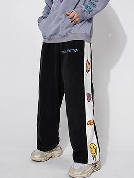 Hip Hop Popular Loose Casual Pants