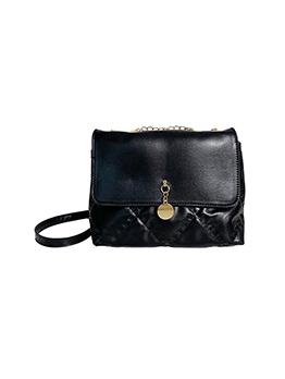 Fashion Solid Pendant Chain Shoulder Bag