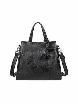 Euro Travel Soft Tote Shoulder Bag Handbag For Women