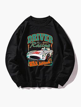 Fall Fashion Casual Versatile Crew Neck Sweatshirt