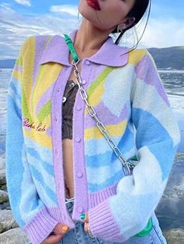 Autumn Casual Sweet Versatile Cardigan Sweater