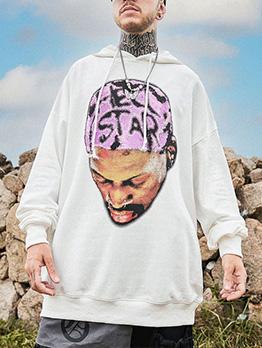 Hip Hop Fashion Street Stylish Fall Hoodies For Men