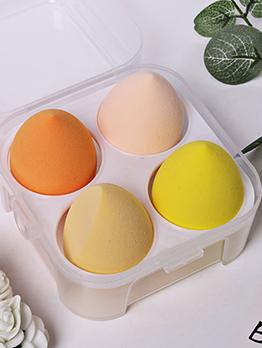 Popular Solid Dry Wet Amphibious Makeup Sponge