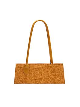 Elegant Fashion Solid French Handbag For Women