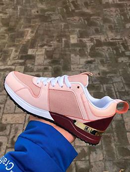 Casual Fashion Sport Latest Style Women Sneaker