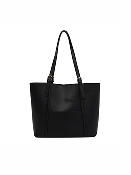 New Simple Shoulder Tote Bags For Women