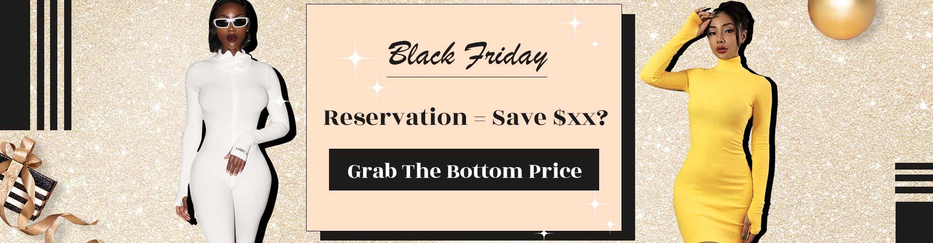 Black Friday  price storm