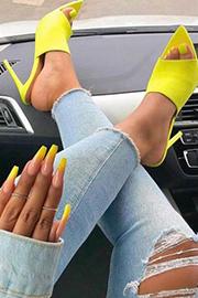 Heel Slippers