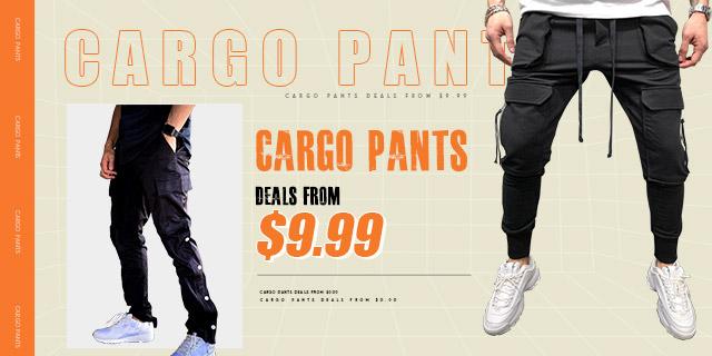 Bulk Wholesale Men's Pants: Jogger Pants, Swim Pants, Camo