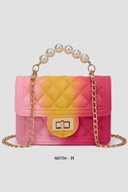 Rhinestone Pearl Bags
