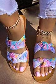 Bow Decor Shoes