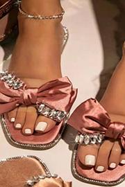 Glitter Rhinestone Shoes