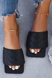 Square Toe Shoes