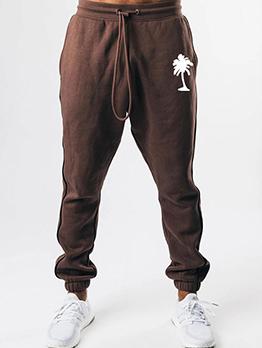 Stylish Casual Autumn Versatile Men Long Pants