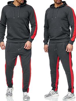 Leisure Versatile Men Activewear Set For Men