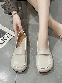 Casual Fashion Comfy Slip On Flats For Women