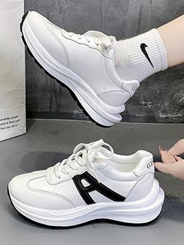 Autumn Trendy Versatile Women Sneakers