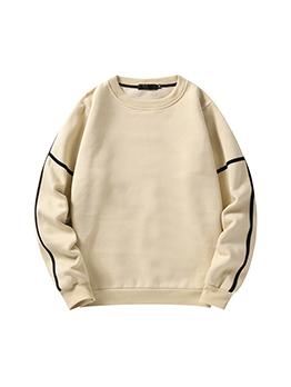 Autumn Thicker Men Versatile Casual Sweatshirt