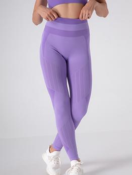 High Stretchable Butt Lift Skinny Yoga Long Pants