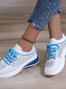 Rhinestone Casual New Arrival Women Sneakers