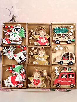 Christmas Tree Santa Claus Christmas Decoration