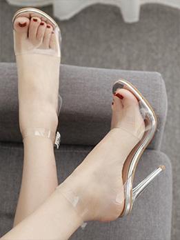 Summer Latest Style Fashion Sexy Heel Sandals