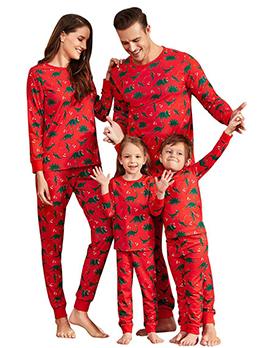 Comfort Dinosaur Long Sleeve Parent-Child Outfit