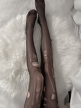 Sexy Perspective Hollow Out Charming Stockings