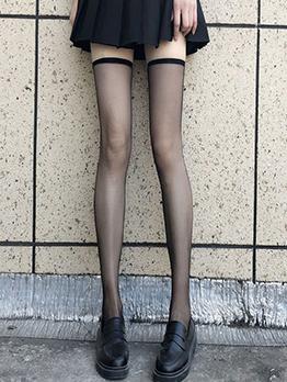 Summer Sexy Japanese Style Silk Stockings