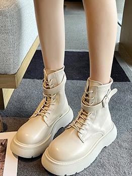 British Style Fashionable Cool Martin Boots