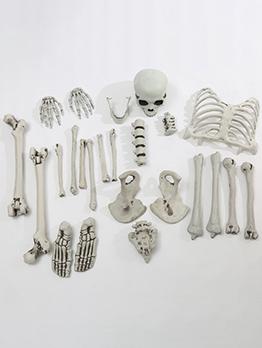 Halloween Haunted House Props Scattered Bones