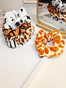 New Animal Print Korean Style Hair Band
