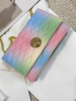 Korean Style Stylish Chain Shoulder Bags