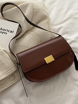 New Fashion Semicircle Shoulder Bag