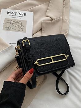 Trendy Fashion Solid Shoulder Bag For Women