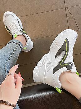 Latest Style Versatile Fashion Sneaker Women