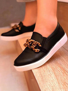 Casual Women Summer Slip On Flats Shoes
